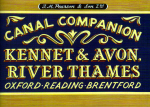 Pearson - Kennet & Avon, River Thames (3rd edition, updated 2017)