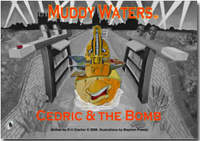Book - Muddy Waters (Cedric and the Bomb)