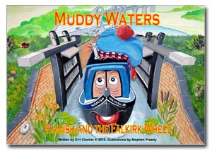 Book - Muddy Waters (Hamish and the Falkirk Wheel)