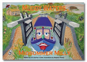 Book - Muddy Waters (Midsummer Milly)