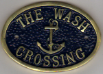The Wash Crossing Plaque
